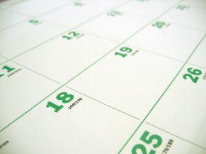 The Advantages Of An Editorial Calendar
