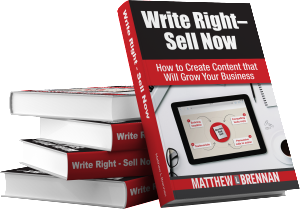 Write Right - Sell Now