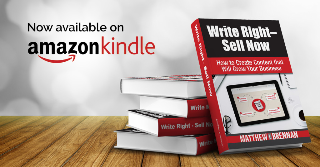 Write Right-Sell Now