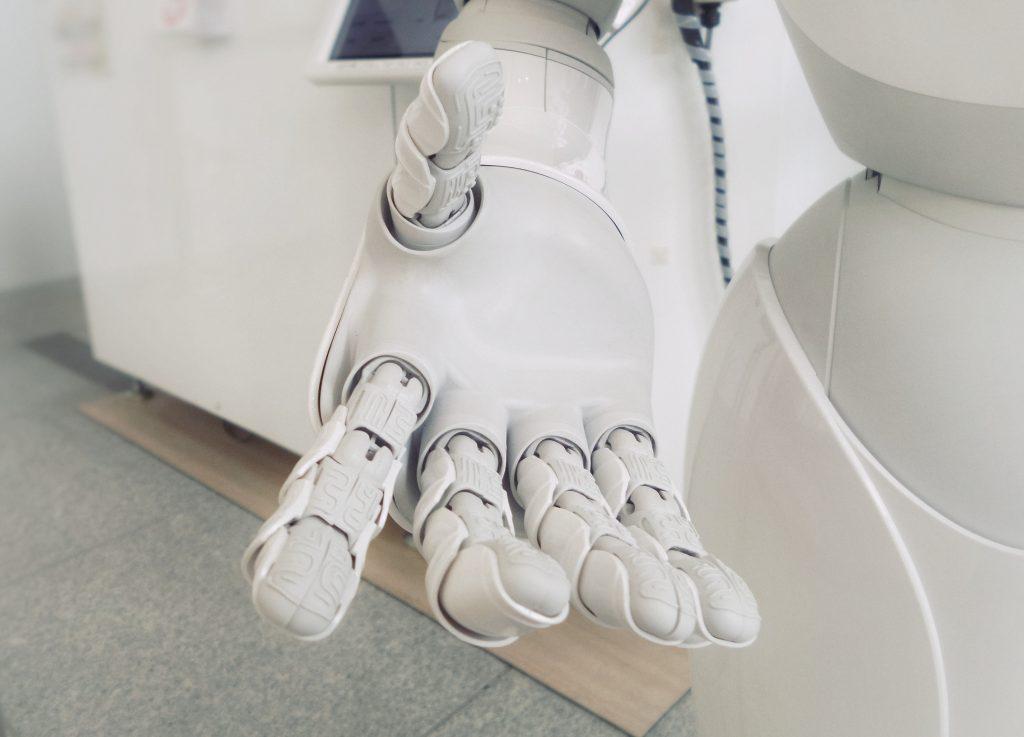 copywriting for robotics companies